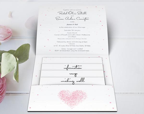 Order Complete Wedding Stationery Package Online Custom