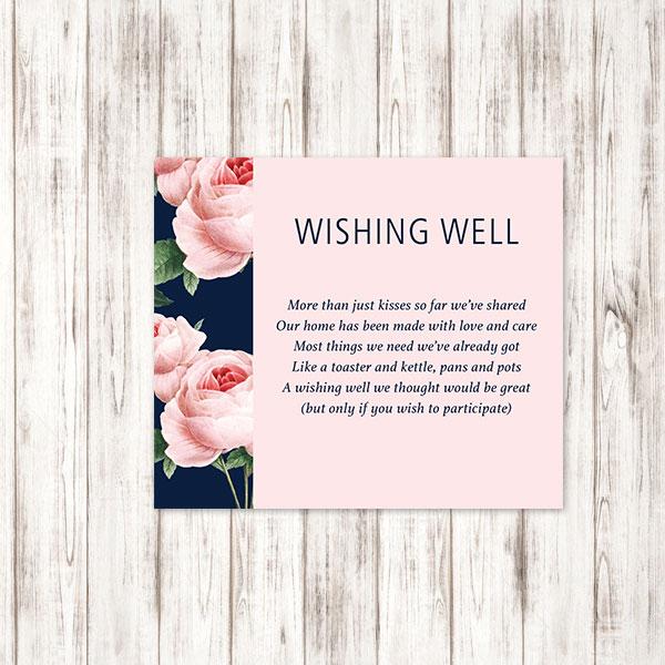 Wedding Wishing Well.Garden Wedding Wishing Well