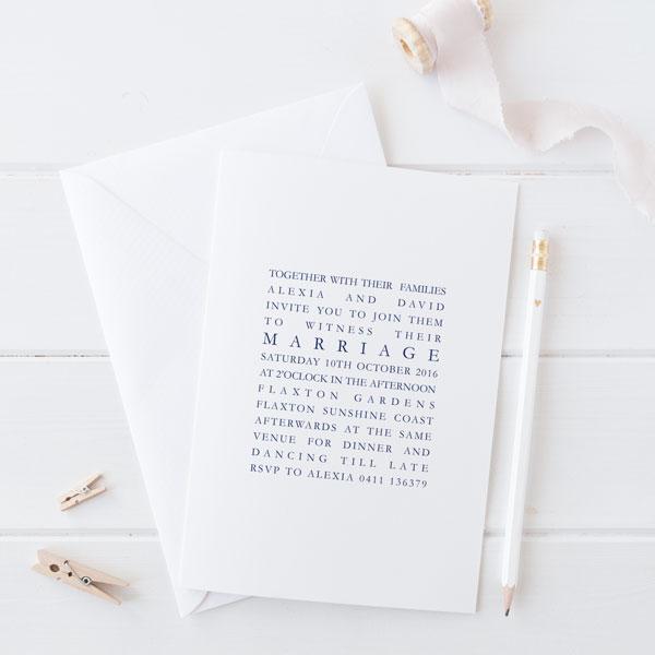 calligraphy wedding invitations online wedding invite australia