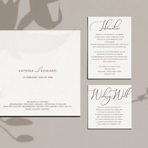 Wedding Invitation Packages.Order Complete Wedding Stationery Packages Online Or Custom Design
